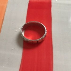 Sterling Silver Ring Size 9.5